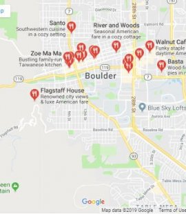Our apartments are near Boulder universities and downtown