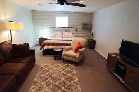 Bedroom at Blue Sky Lofts Apartments